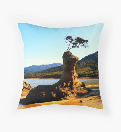 Unique... Throw Pillow