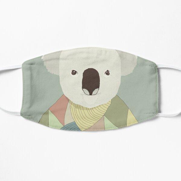 Whimsical Koala II Flat Mask
