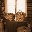 Old Baskets by tanmari