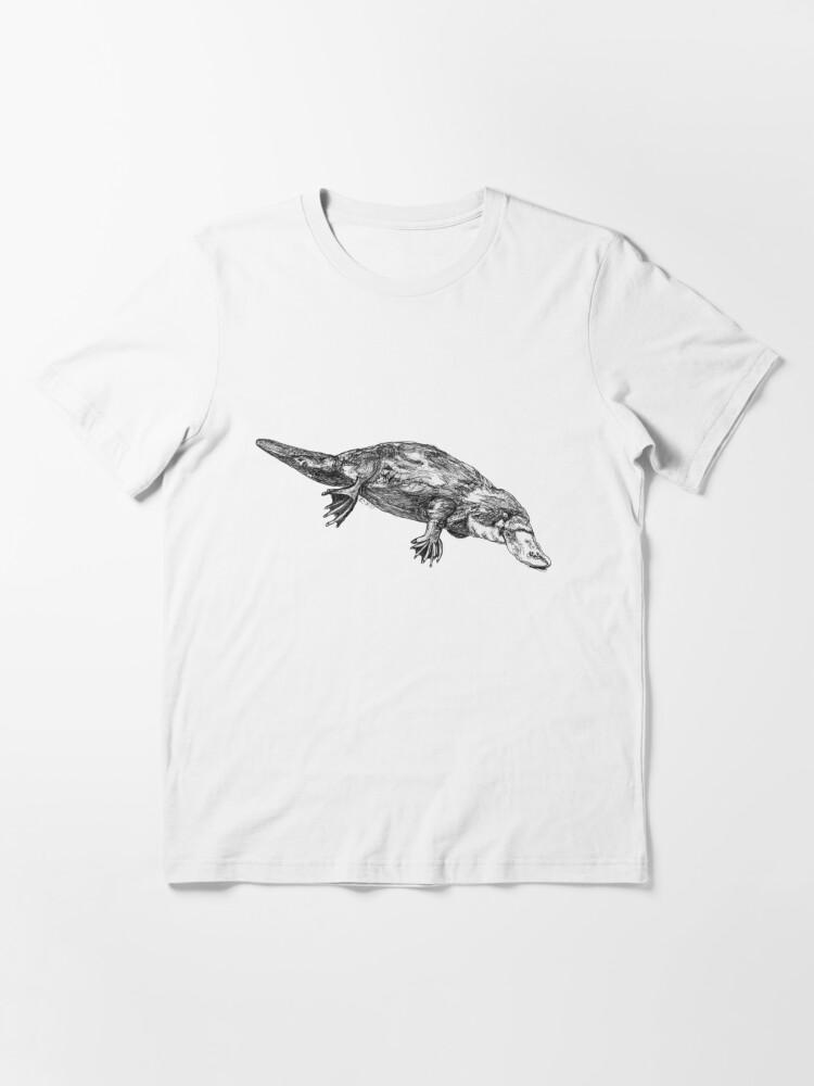 Alternate view of Fernando the Platypus Essential T-Shirt