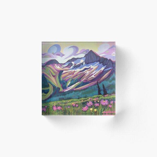 Summer Dreams Acrylic Block