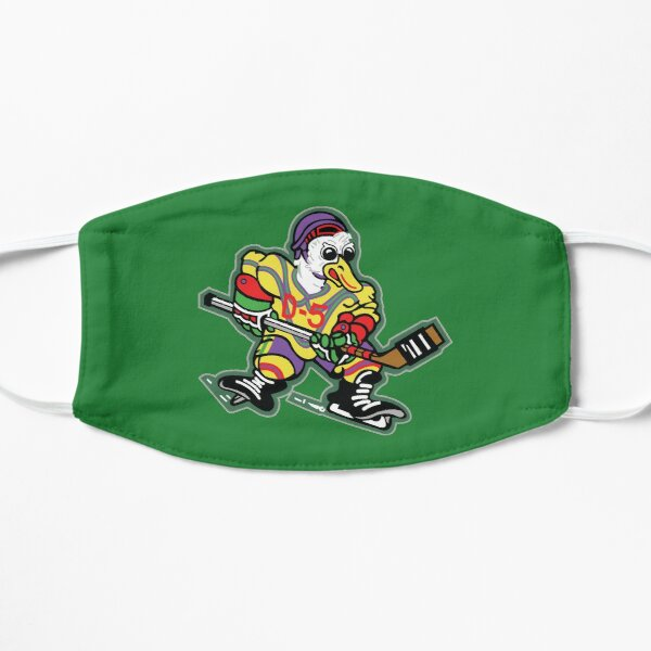 The Mighty Ducks Will ALWAYS Fly Together Flat Mask