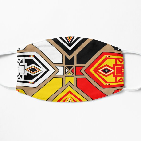 The Four Direction Flat Mask