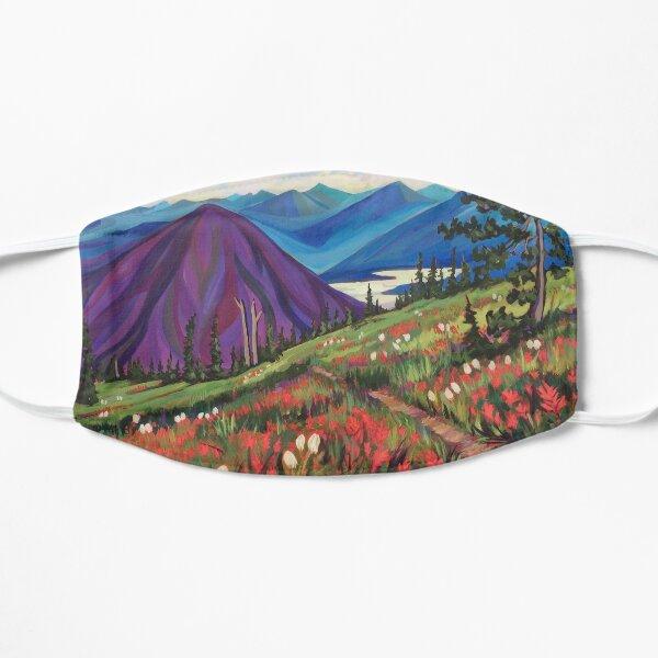 Paintbrush Meadows Mask
