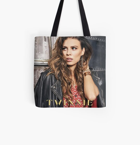 Fourtwi Twinnie UK World Tour 2020 All Over Print Tote Bag