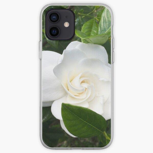 My Gardenia iPhone Soft Case