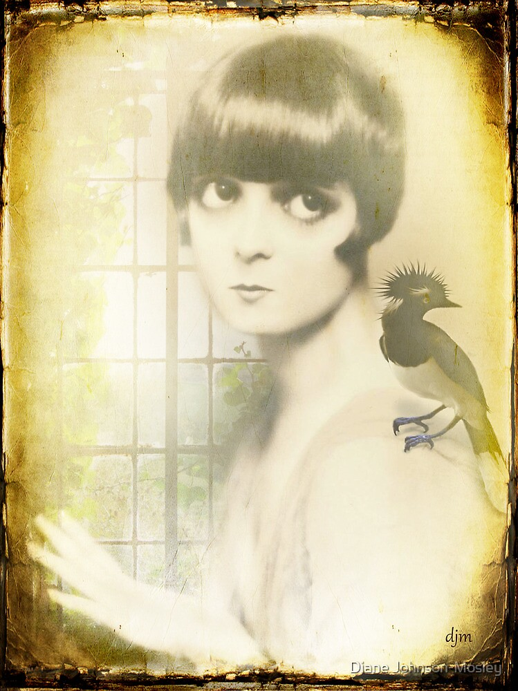 A Little Bird Told Me by Diane Johnson-Mosley