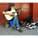"""""""A Song For Ema"""" ( A man and his dog) by Sandra Russell"""