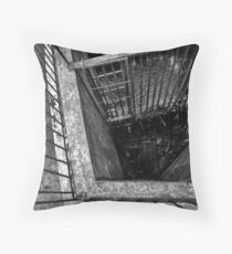 The Ferryman's Sewer Throw Pillow