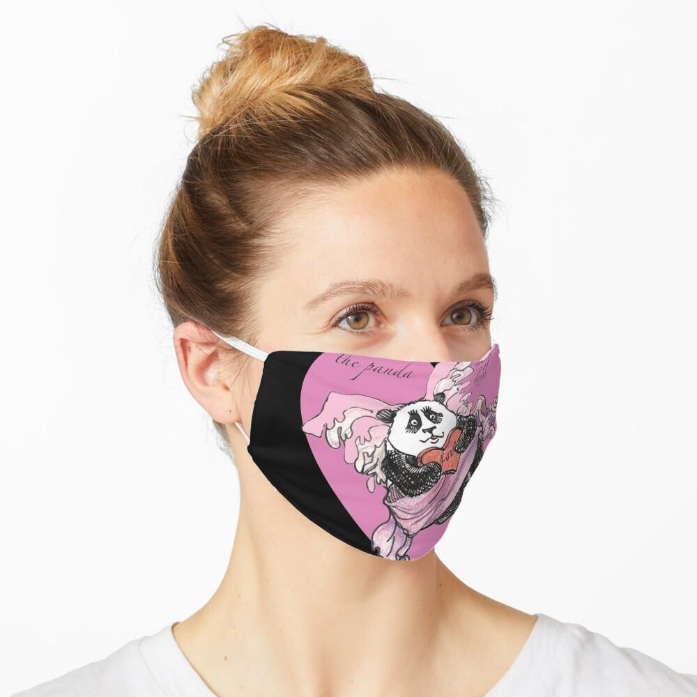 Love Panda Mask