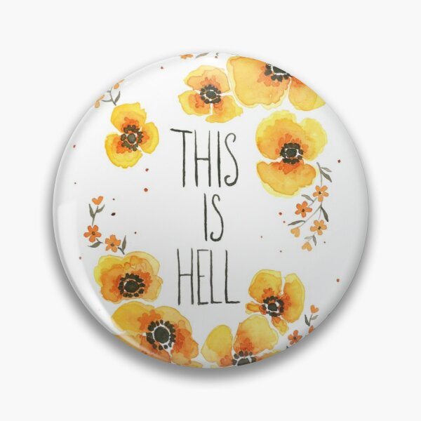 This is Hell Pin