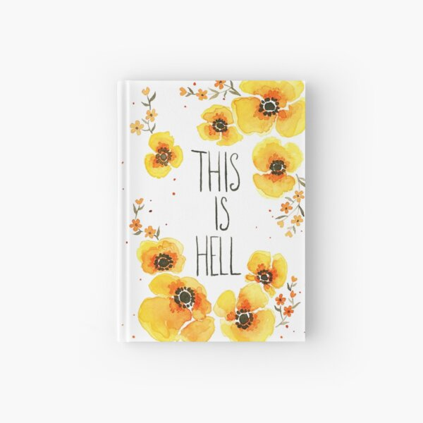 This is Hell Hardcover Journal