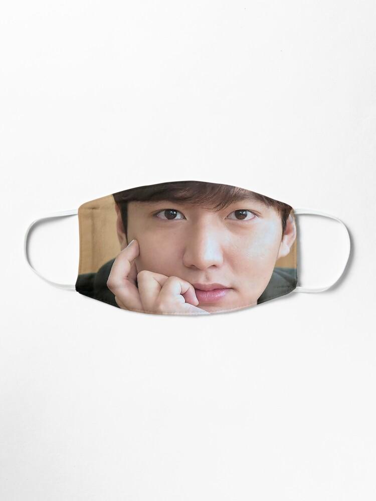 Alternate view of Lee min ho Mask