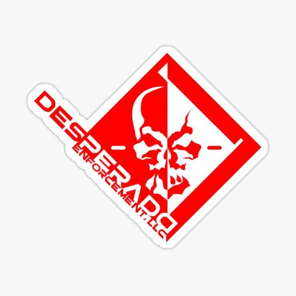 Desperado Enforcement, LLC Sticker