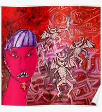 Devils advocate and devils Poster