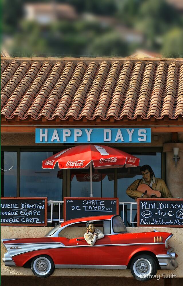 Happy Days by Murray Swift