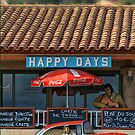 Happy Days by Murray Swift