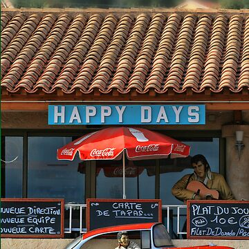 Happy Days by mswift