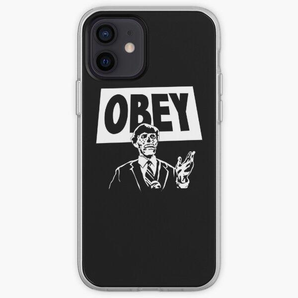 Coques et étuis iPhone sur le thème Obey | Redbubble