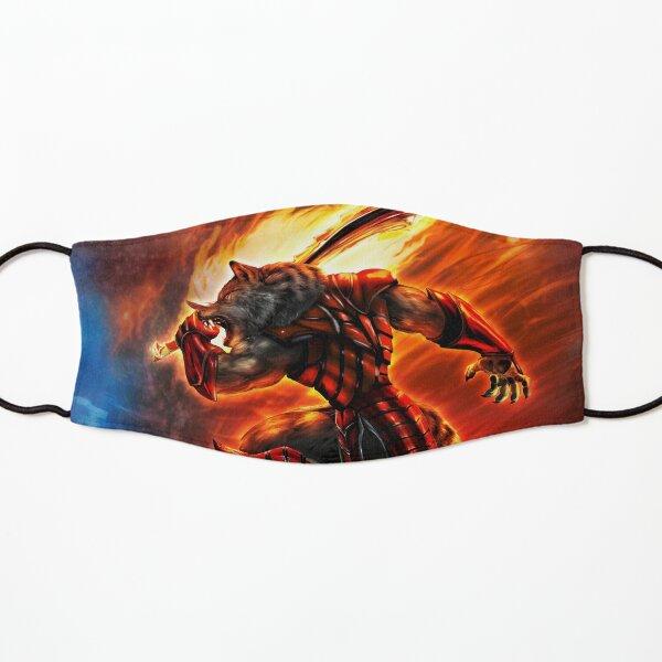 War Within Fire Wolf Kids Mask