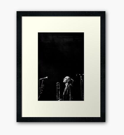 Deep Breath (Karin Hammar) Framed Print