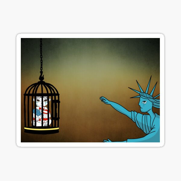 #FreeOurFuture Sticker