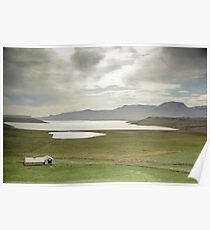 Crazy views of Iceland,  Unknow. Poster