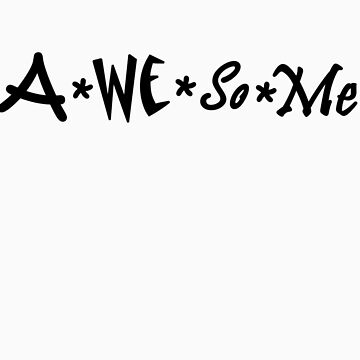 A We So Me by PASpencer
