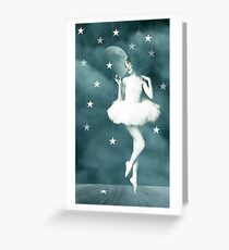 Dance Amongst The Stars Greeting Card