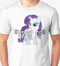 Rarity *BROHOOF* Unisex T-Shirt