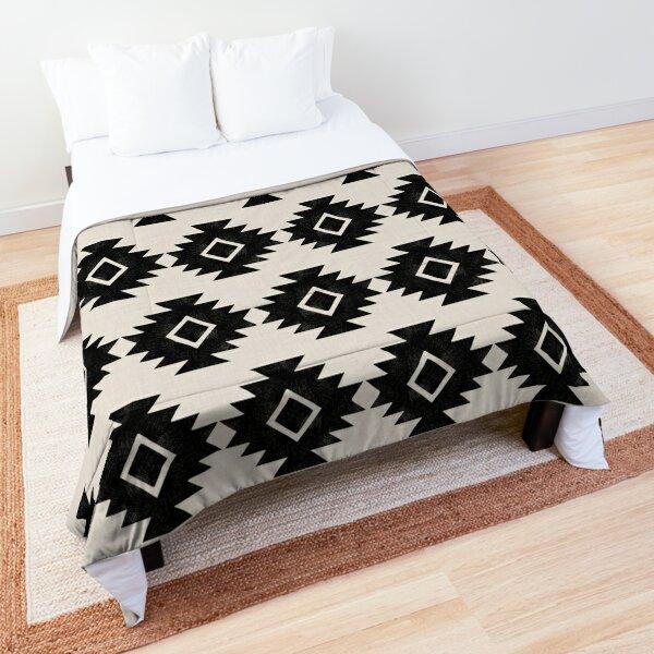 Aztec Stars Distressed Comforter