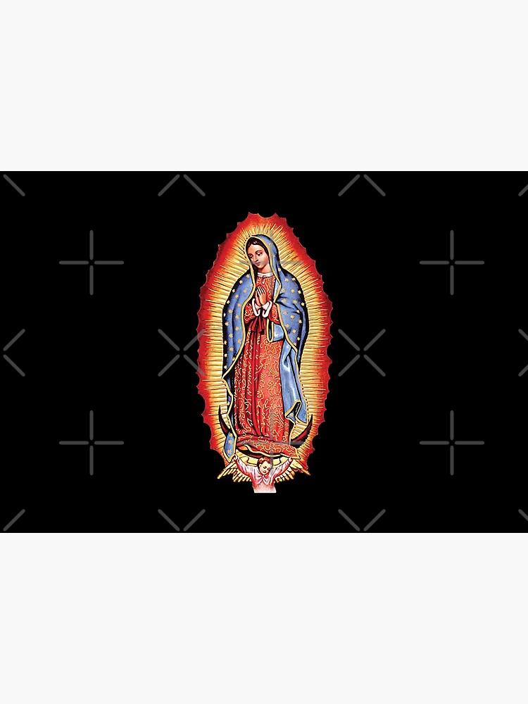 «Notre-Dame de Guadalupe Vierge Marie» par Beltschazar