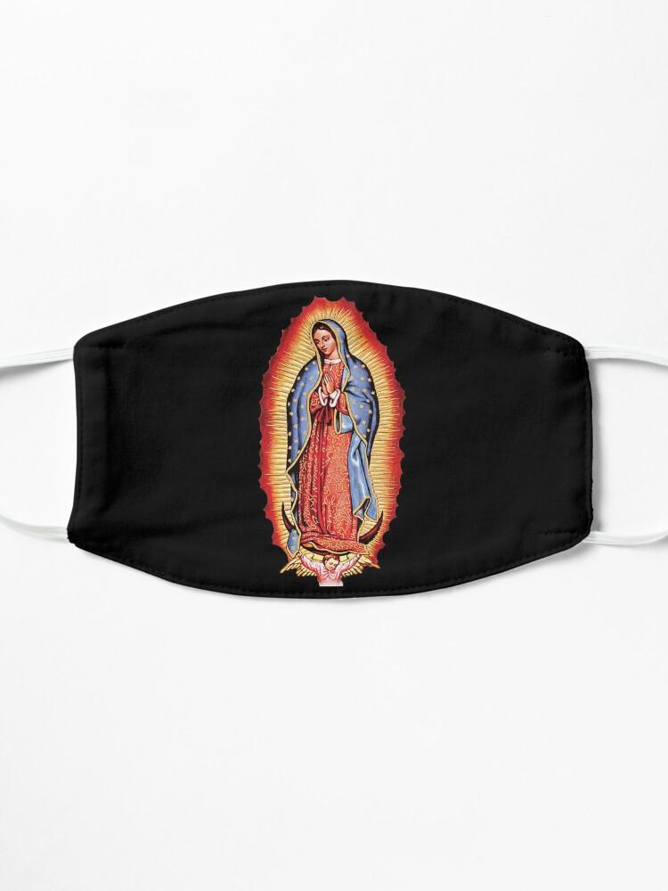 Masque ''Notre-Dame de Guadalupe Vierge Marie': autre vue