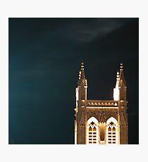 Gothic Spire Photographic Print