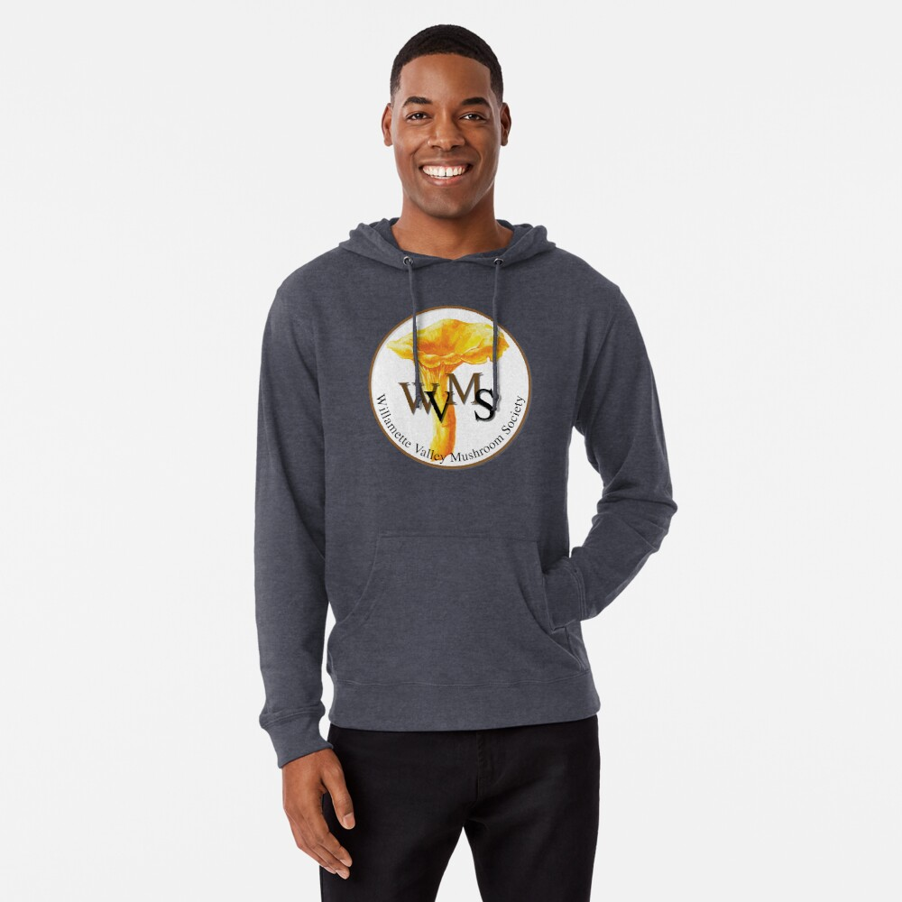 Willamette Valley Mushroom Society Lightweight Hoodie