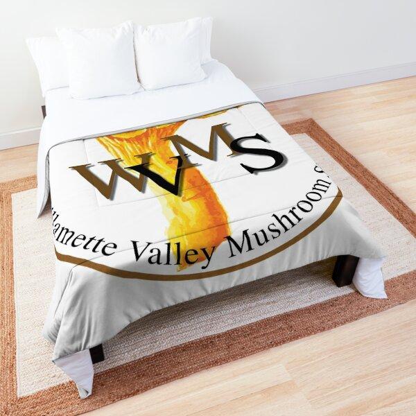 Willamette Valley Mushroom Society Comforter