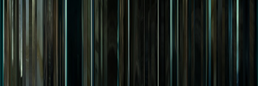 Moviebarcode: Sequence from Harry Potter and the Deathly Hallows: Part 2 (2011) by moviebarcode