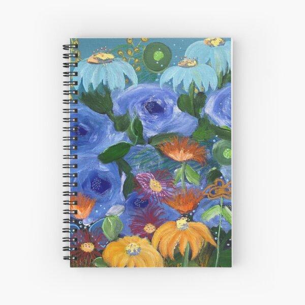 Octopuses Garden Spiral Notebook