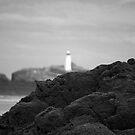 Godrevy lighthouse by mphphoto