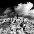 Landscape Cross by mphphoto