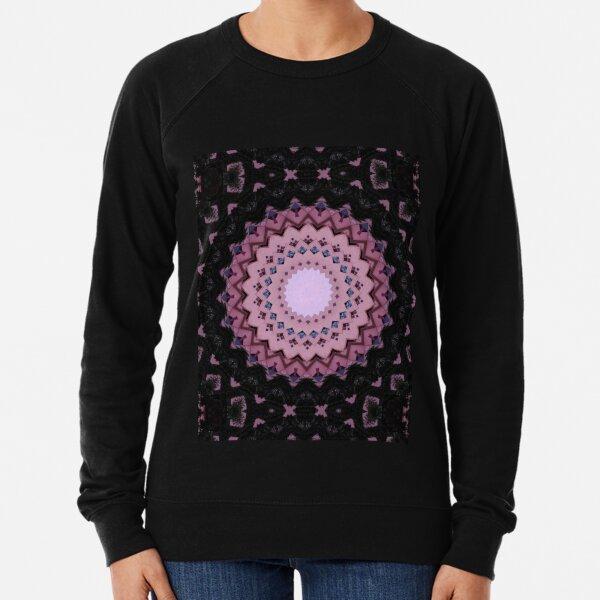 Bloom Mandala Lightweight Sweatshirt