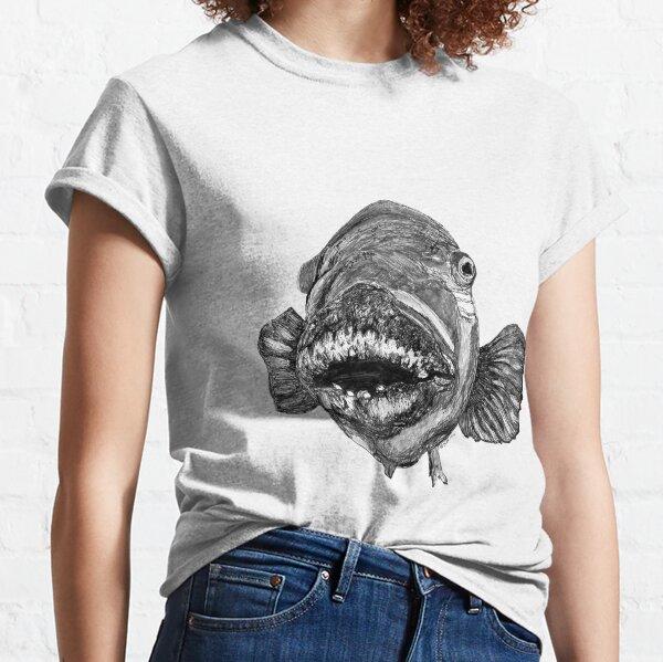 Meg the Blue Groper Classic T-Shirt