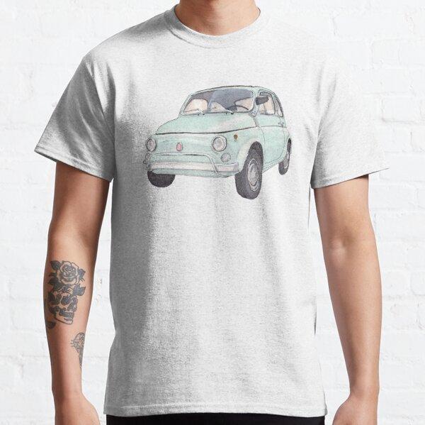 Vintage Fiat 500 Classic T-Shirt