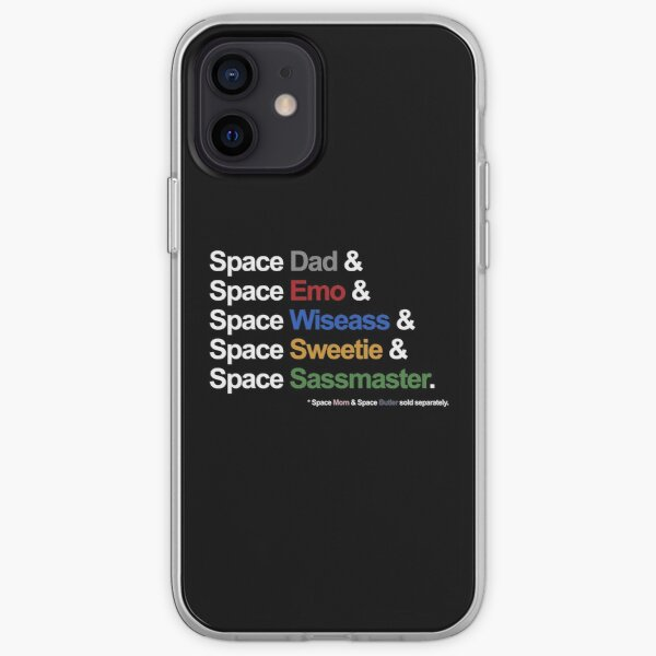 Voltron - Paladins IN SPACE! Feat. Allura & Coran (For Dark Backgrounds) iPhone Soft Case