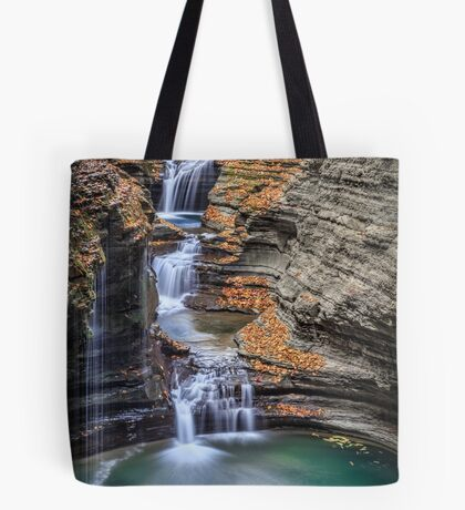 Flow Gently Tote Bag