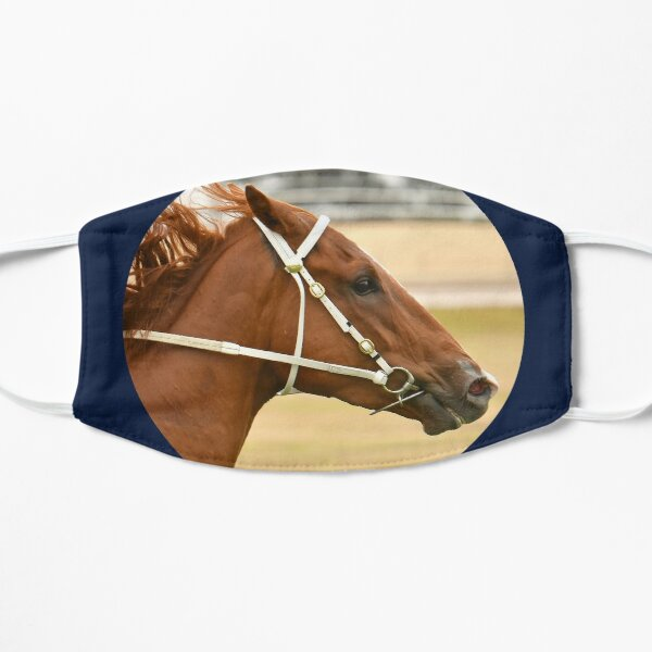 Horse racing action 7 Mask