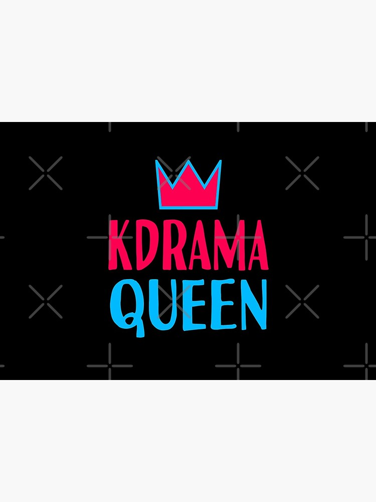 Kdrama Queen with Crown by MadamSasami