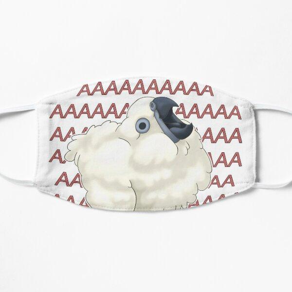 Scream Flat Mask