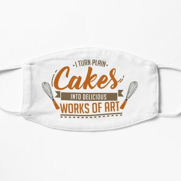 Cake Decorator Mask