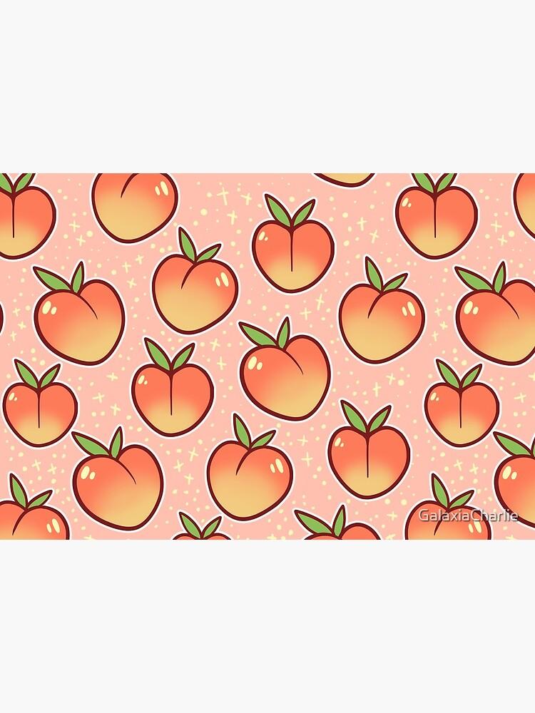 Pretty Peaches - Pink by GalaxiaCharlie